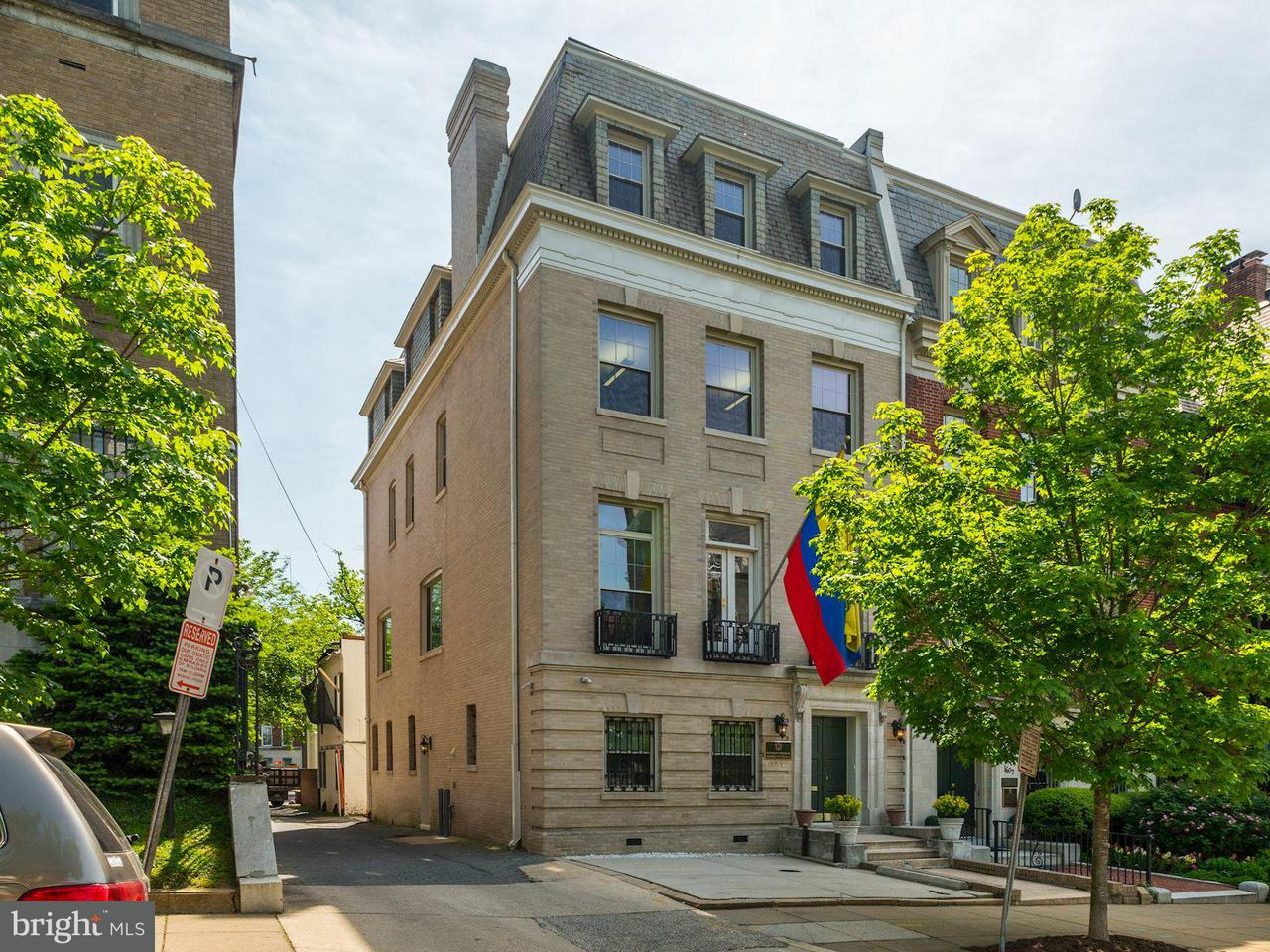 Commercial for Sale at 1609 22nd St NW Washington, District Of Columbia 20008 United States