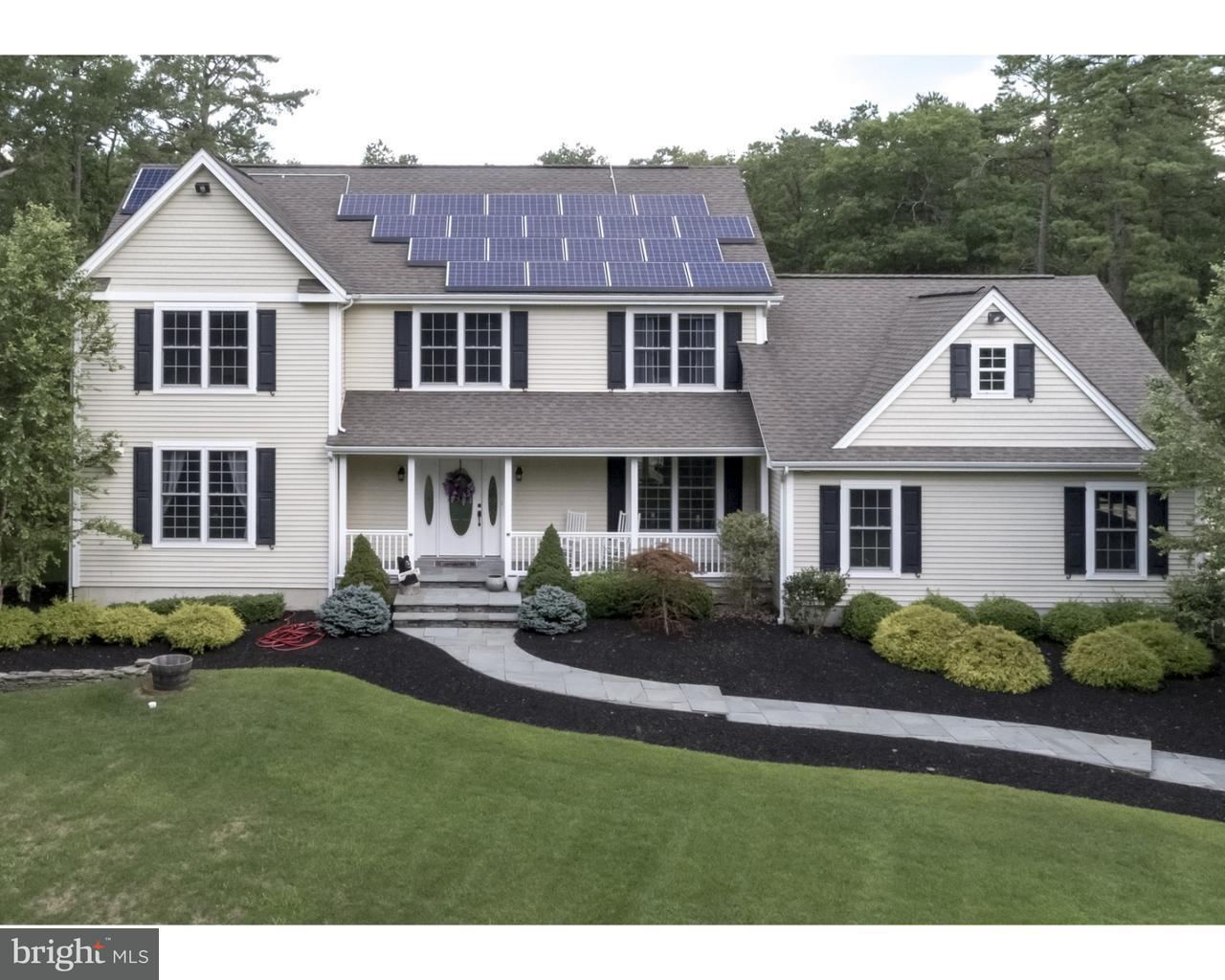 Casa Unifamiliar por un Venta en 125 POMONA Road Galloway, Nueva Jersey 08205 Estados Unidos