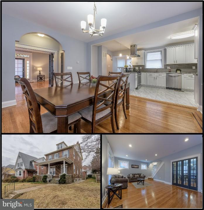 Single Family for Sale at 2207 Pelham Ave Baltimore, Maryland 21213 United States