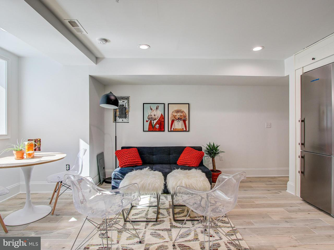 Condominium for Sale at 1723 U St Nw #1 1723 U St Nw #1 Washington, District Of Columbia 20009 United States