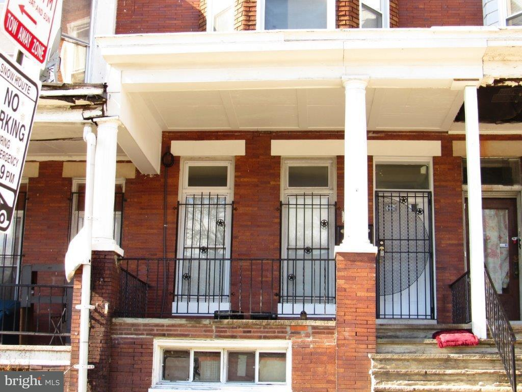 Other Residential for Rent at 1702 Gwynns Falls Pkwy Baltimore, Maryland 21217 United States