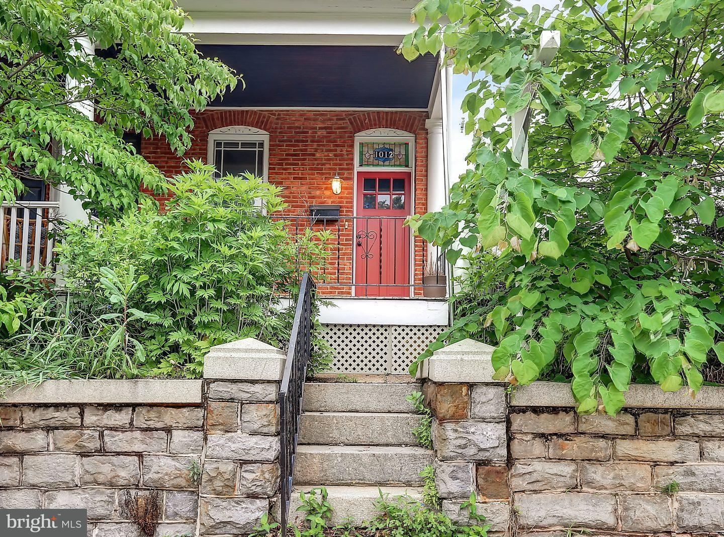 Single Family for Sale at 1012 Union Ave Baltimore, Maryland 21211 United States