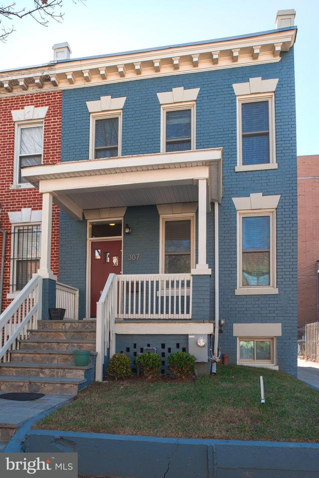 Single Family for Sale at 307 I St NE Washington, District Of Columbia 20002 United States