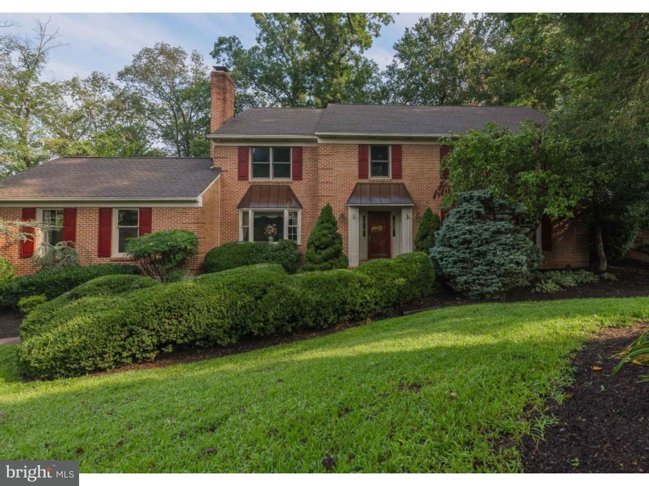 Maison unifamiliale pour l à louer à 120 JUNEBERRY Court Hockessin, Delaware 19707 États-Unis