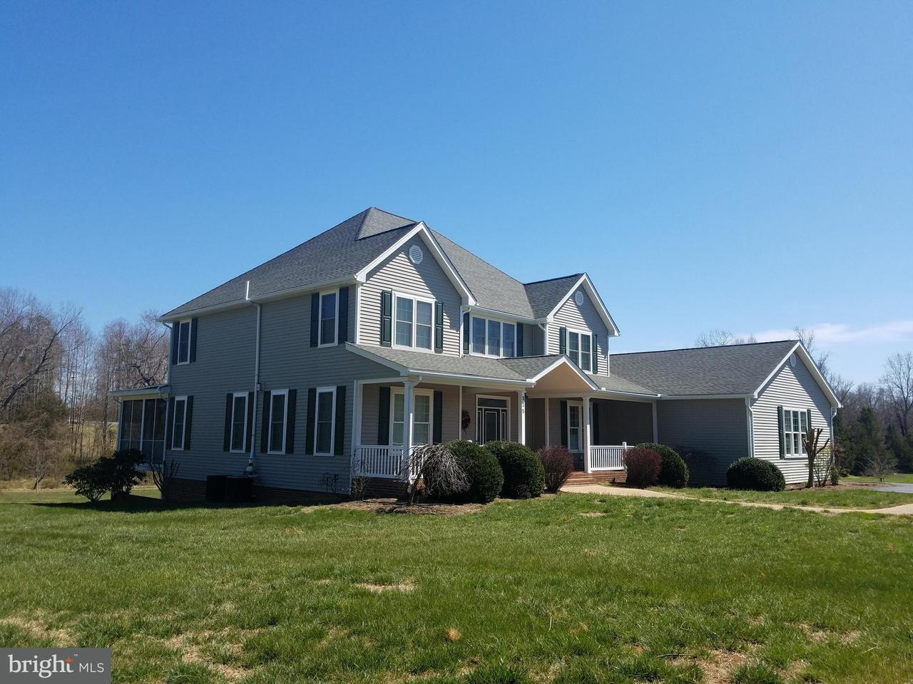 Single Family Home for Sale at 315 Club Road 315 Club Road Louisa, Virginia 23093 United States