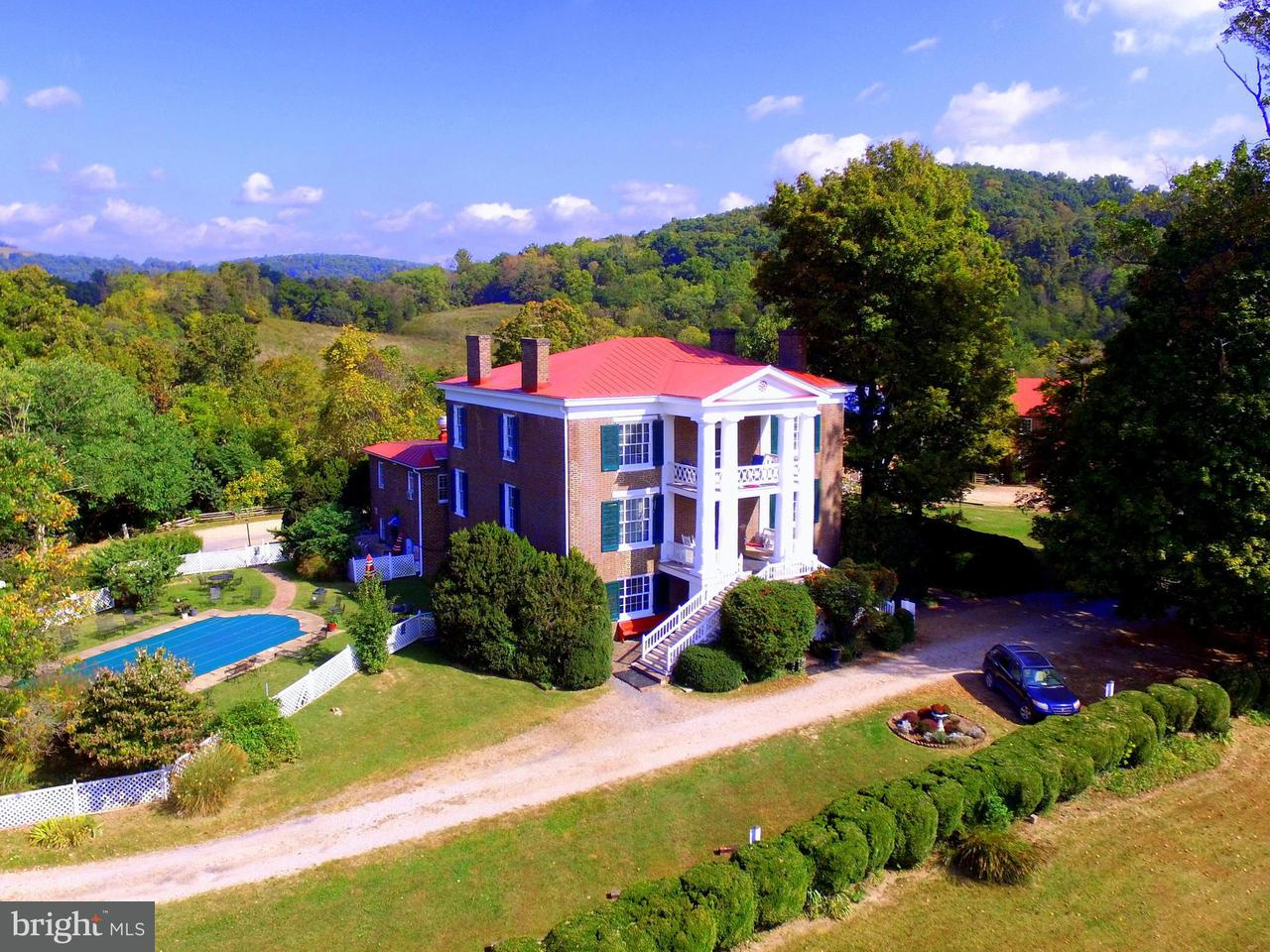 Commercial for Sale at 3111 Lee Hwy N Lexington, Virginia 24450 United States