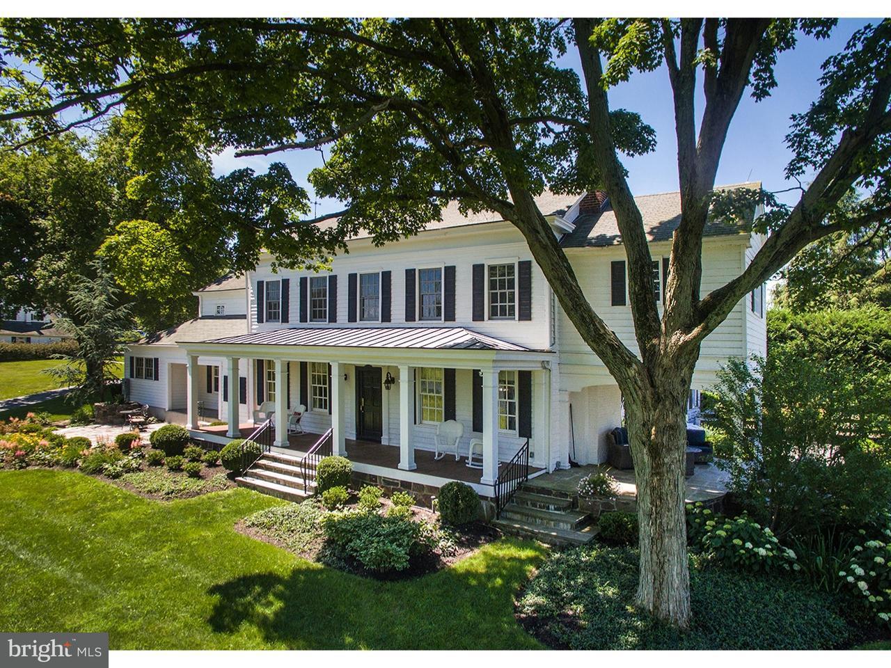 Casa Unifamiliar por un Venta en 28 LINDBERGH Road Ringoes, Nueva Jersey 08551 Estados UnidosEn/Alrededor: East Amwell Township