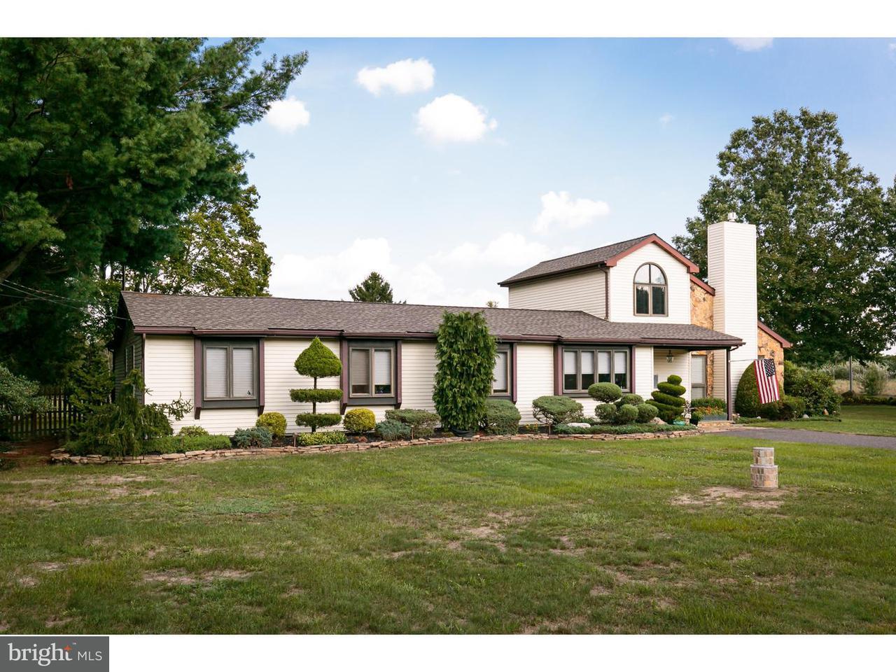 Частный односемейный дом для того Продажа на 326 OLD WHITE HORSE PIKE Waterford Works, Нью-Джерси 08089 Соединенные Штаты