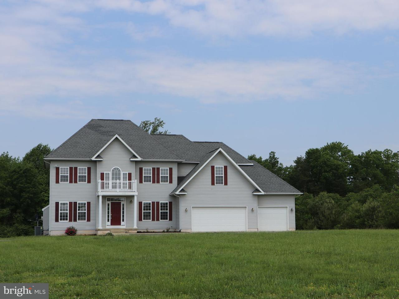 Single Family Home for Sale at 4380 Musterfield Road 4380 Musterfield Road Culpeper, Virginia 22701 United States