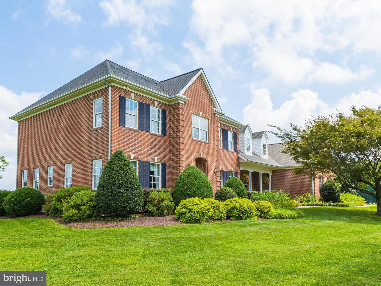 Single Family Home for Sale at 3031 Mount Carmel Cemetery Road 3031 Mount Carmel Cemetery Road Brookeville, Maryland 20833 United States