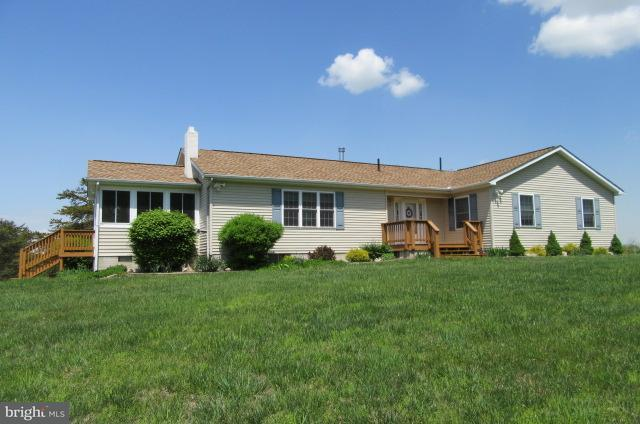 Single Family for Sale at 7393 Spring Gap Rd Slanesville, West Virginia 25444 United States