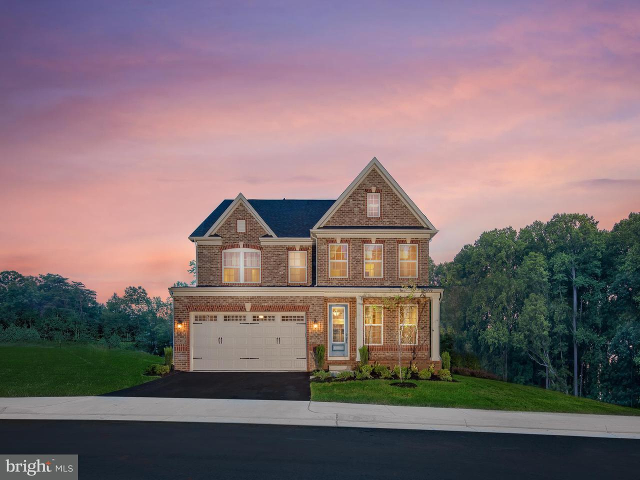 Single Family Home for Sale at 19219 Abbey Manor Drive 19219 Abbey Manor Drive Brookeville, Maryland 20833 United States