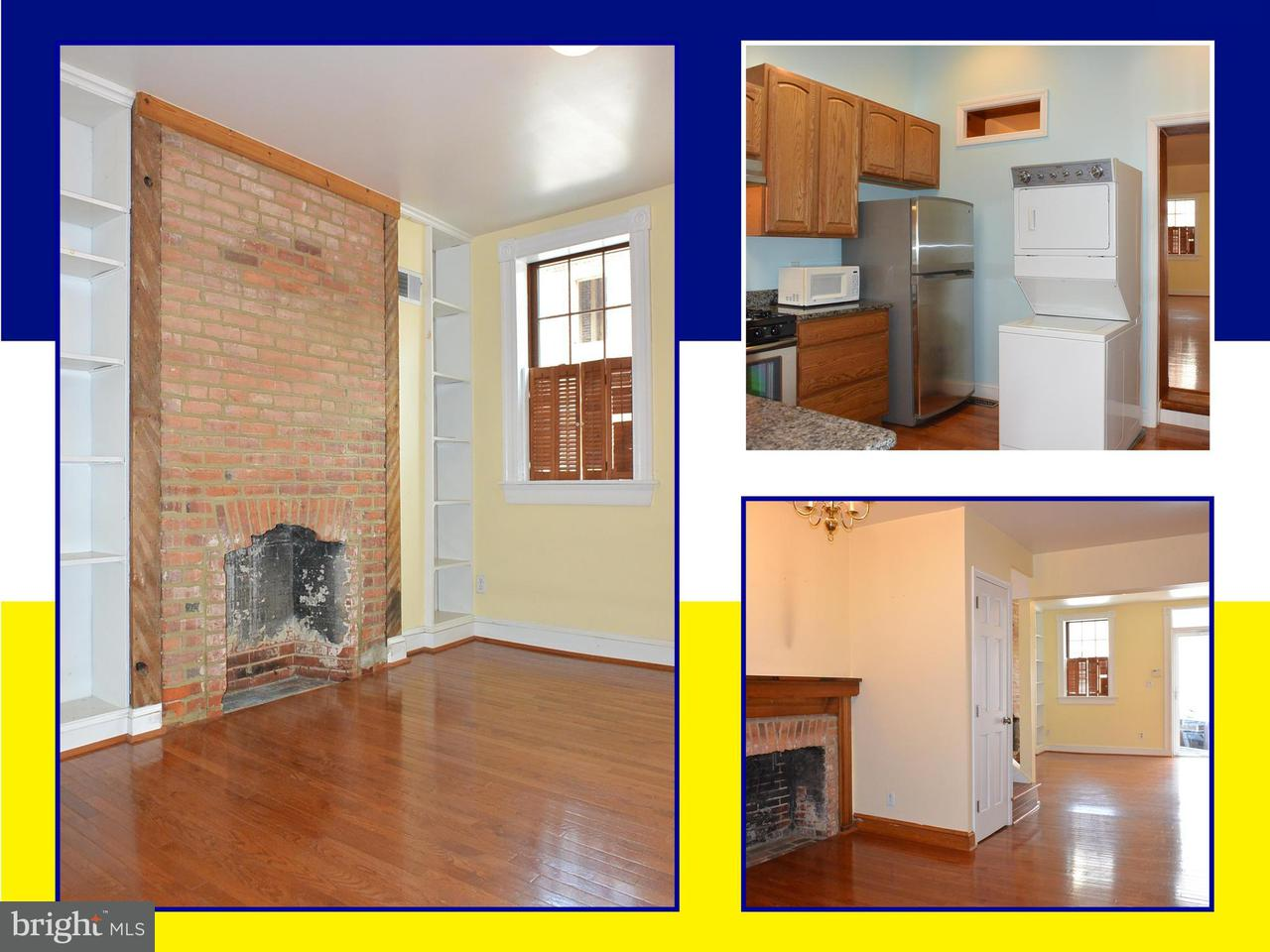 Photo of home for sale at 122 Gittings Street E, Baltimore MD