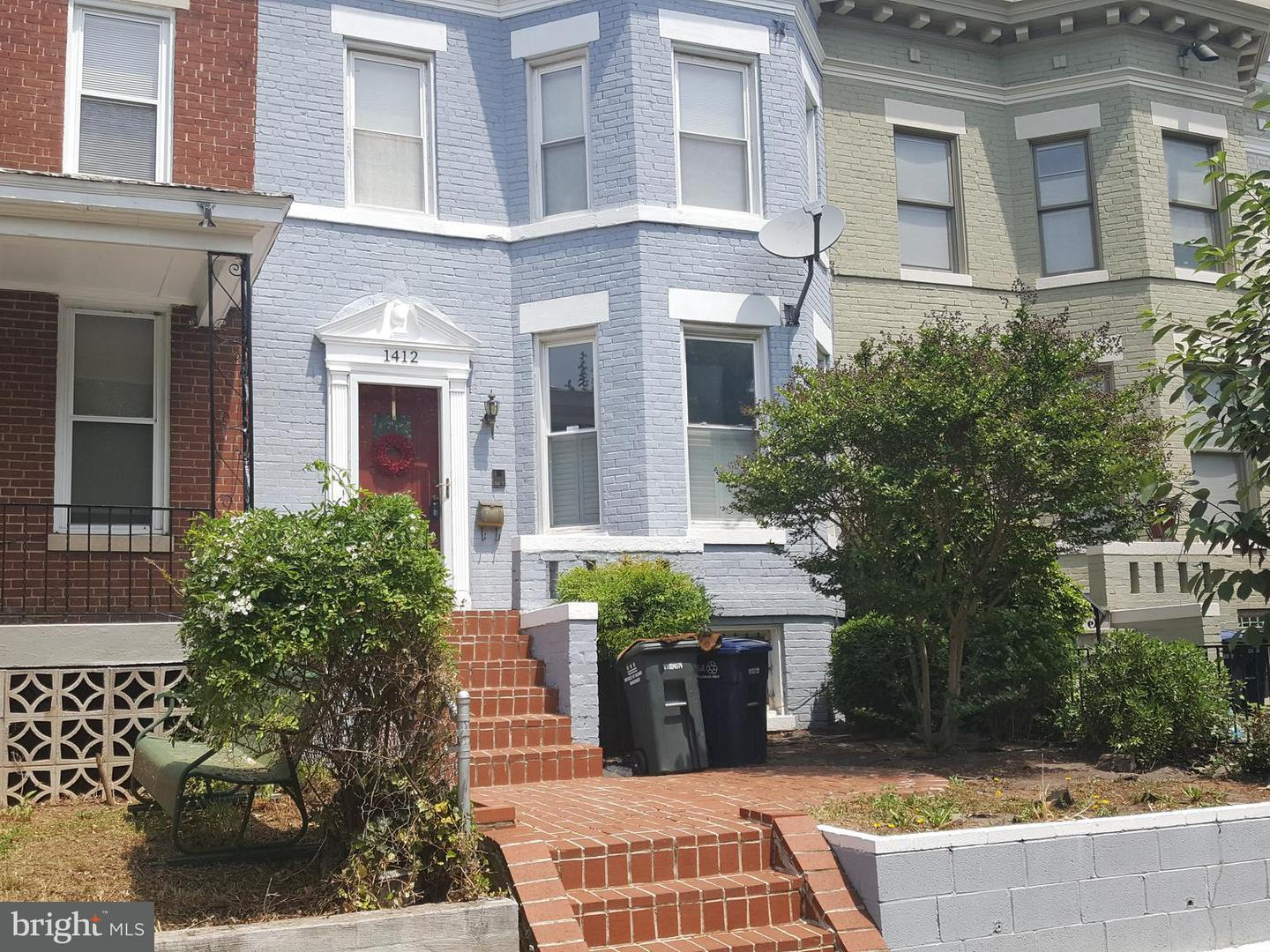 Other Residential for Rent at 1412 A St NE Washington, District Of Columbia 20002 United States