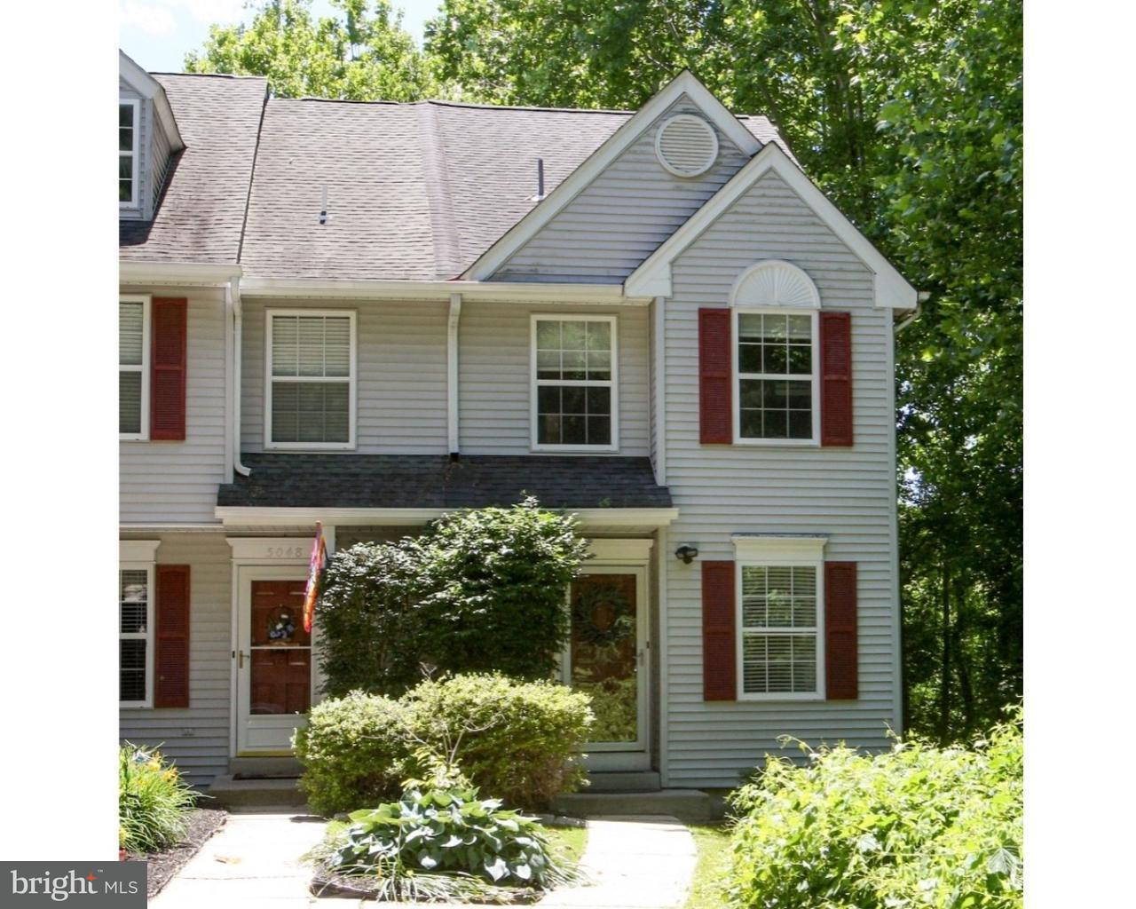 Частный односемейный дом для того Продажа на 5050 N TUPELO TURN Wilmington, Делавэр 19808 Соединенные Штаты