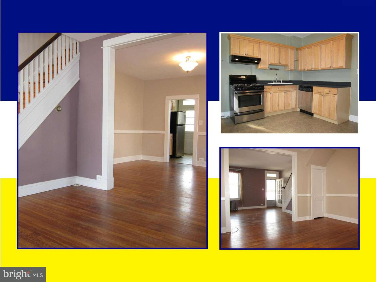 Other Residential for Rent at 4450 Newport Ave Baltimore, Maryland 21211 United States