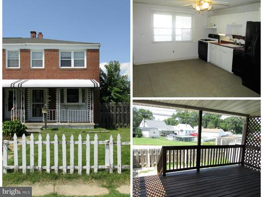 Property for sale at 7812 Saint Patricia Ln, Dundalk,  MD 21222