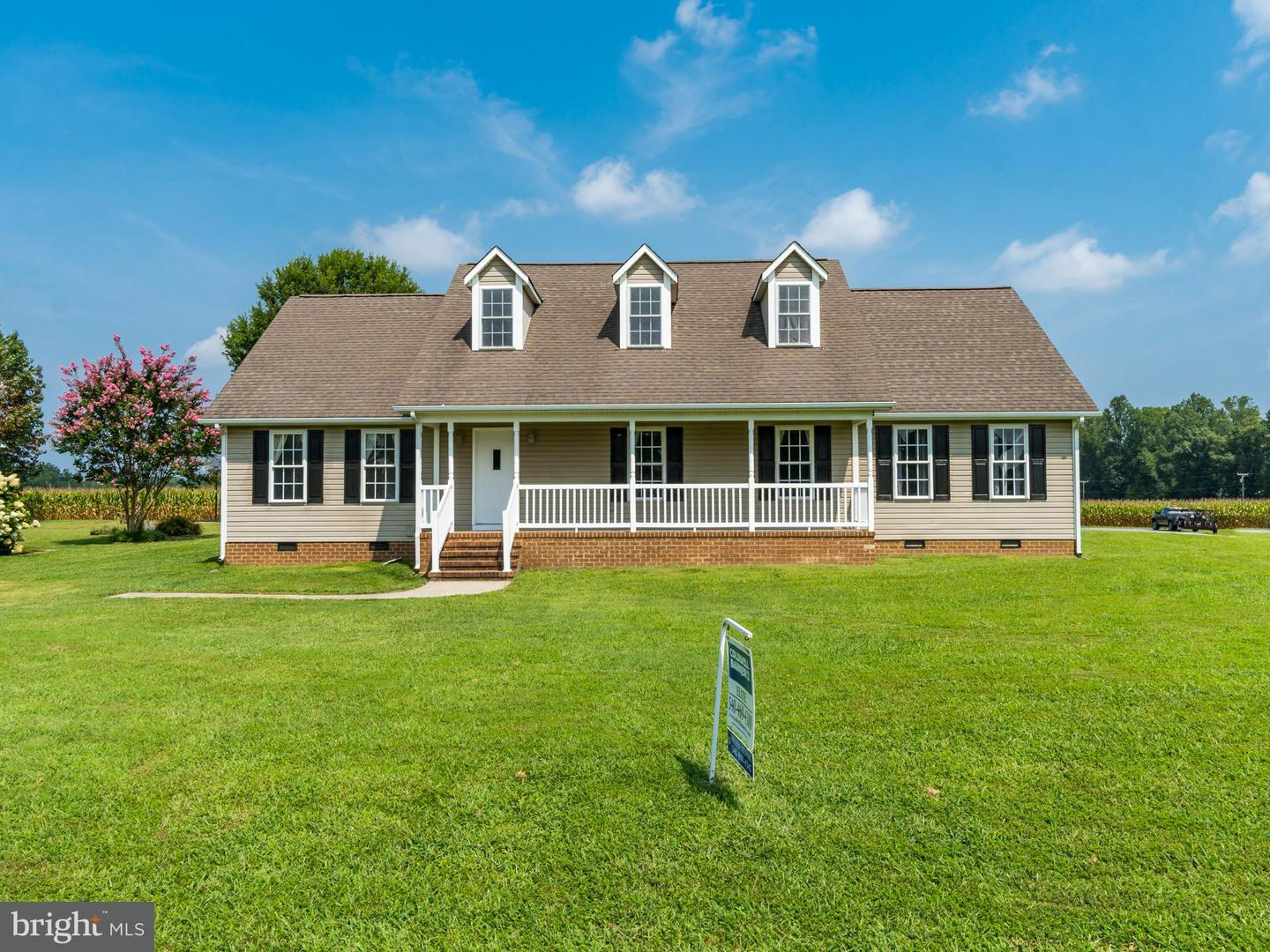 Single Family for Sale at 135 Freedom Way Warsaw, Virginia 22572 United States