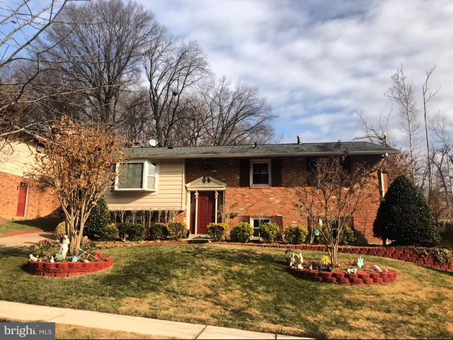 Single Family Home for Sale at 8309 Curry Place 8309 Curry Place Adelphi, Maryland 20783 United States