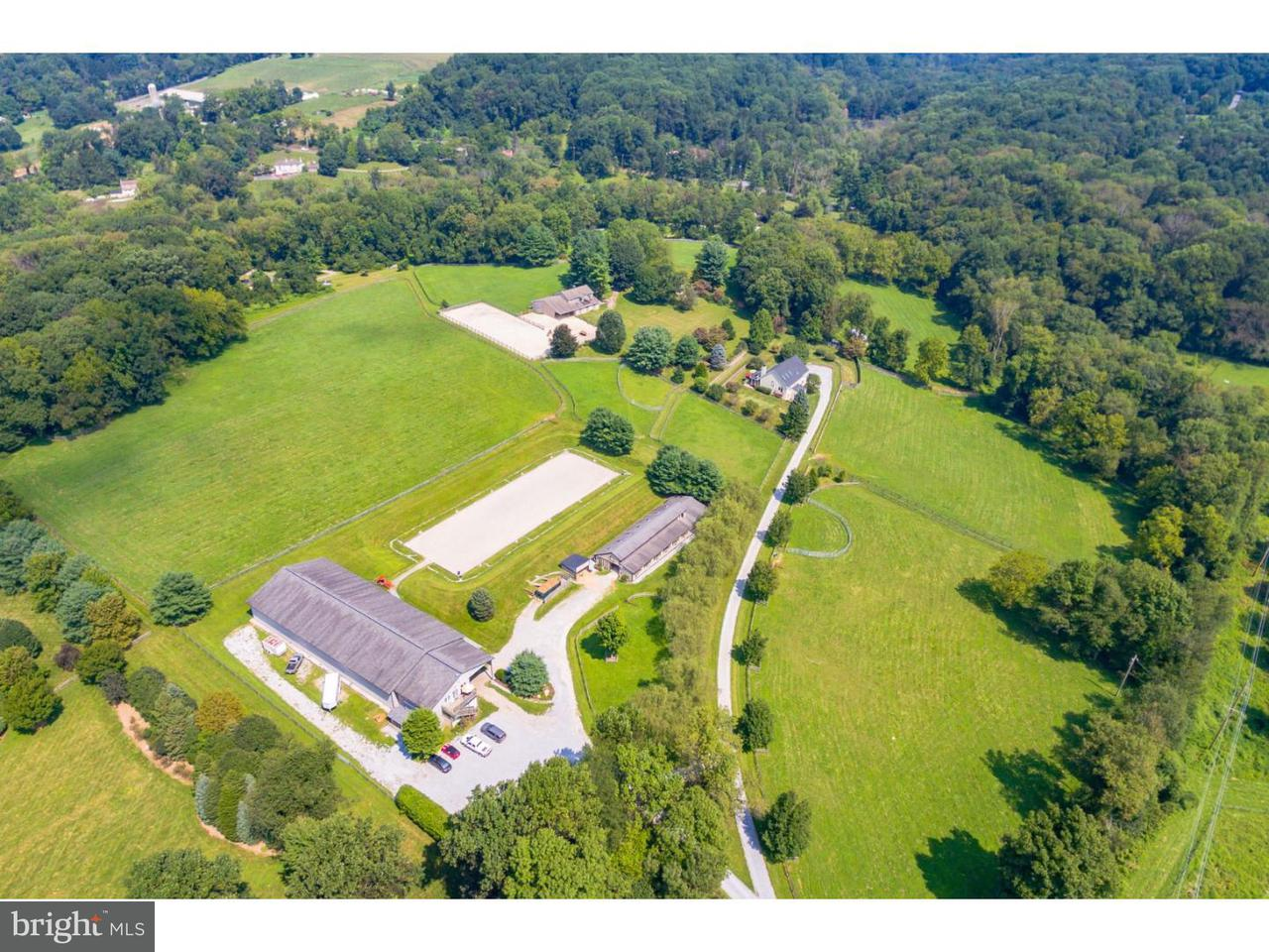 Farm for Sale at 8 SPRING LEA Lane Chester Springs, Pennsylvania 19425 United States