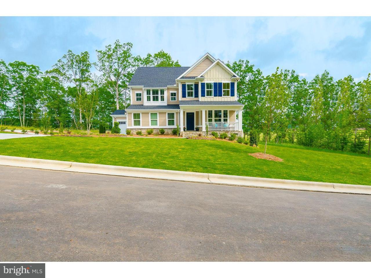 Частный односемейный дом для того Продажа на 1603 RONAN WAY Romansville, Пенсильвания 19320 Соединенные Штаты