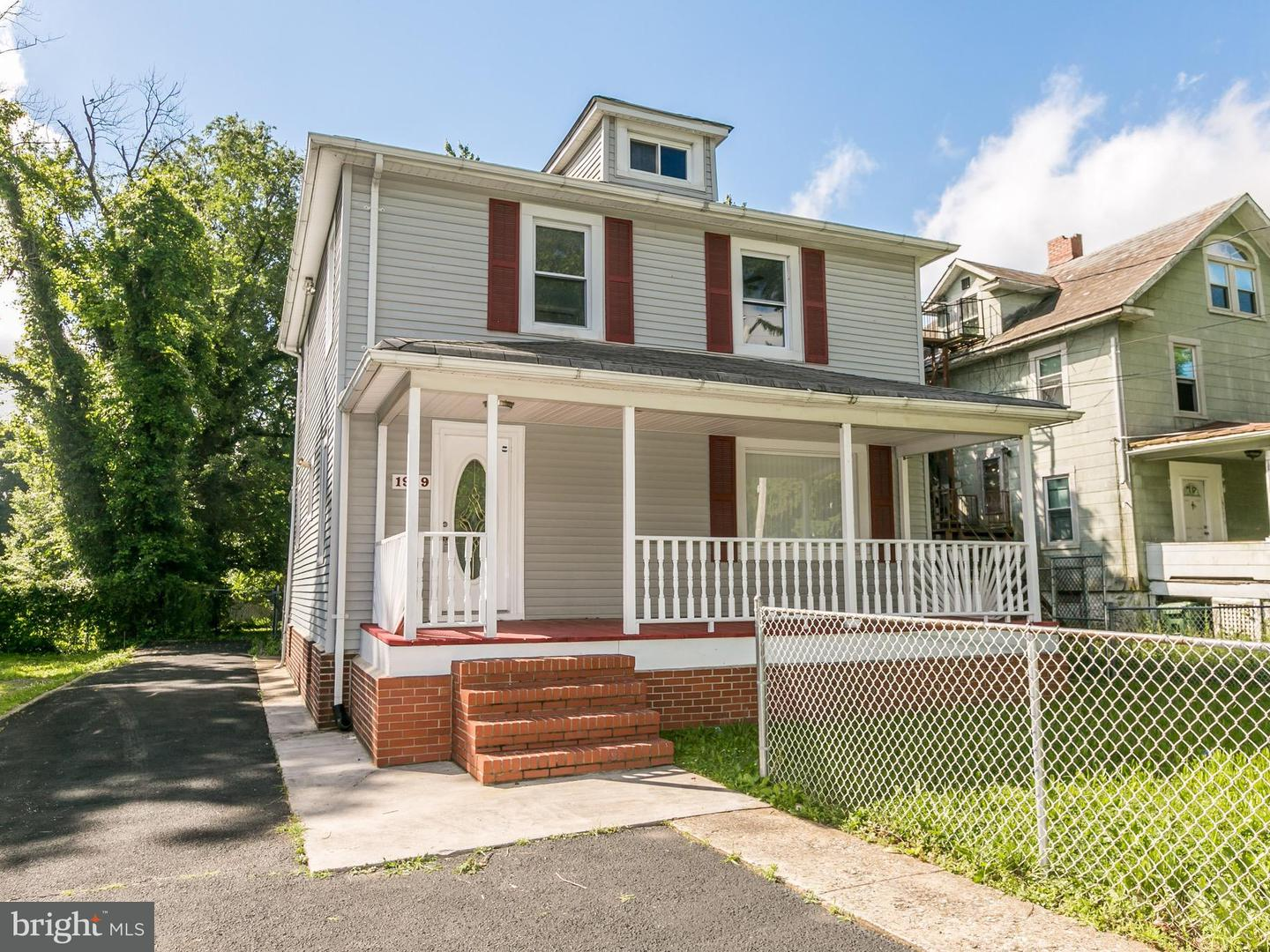 Single Family for Sale at 1919 Forest Park Ave N Baltimore, Maryland 21207 United States