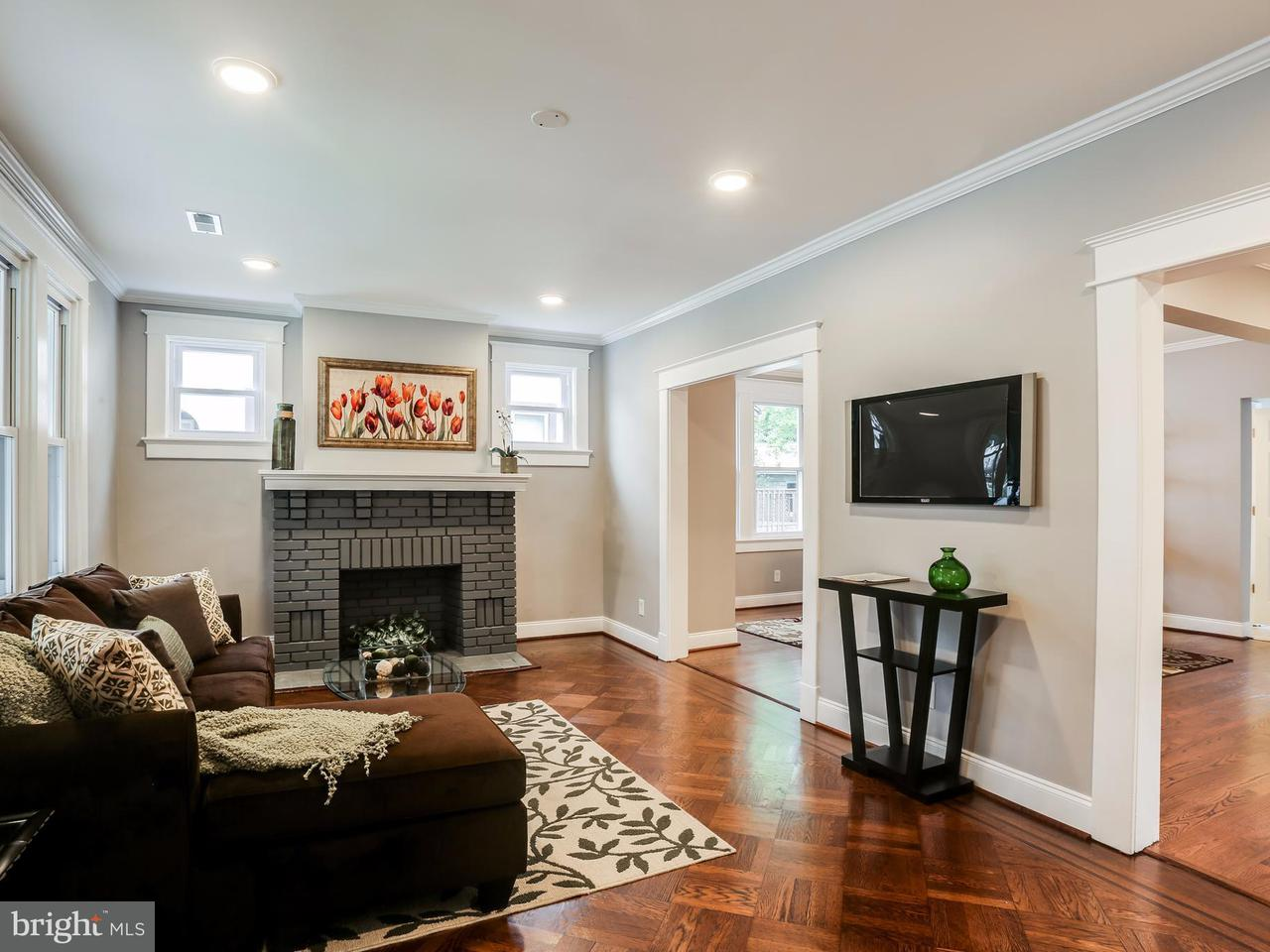 Single Family for Sale at 3204 Northern Pkwy Baltimore, Maryland 21214 United States