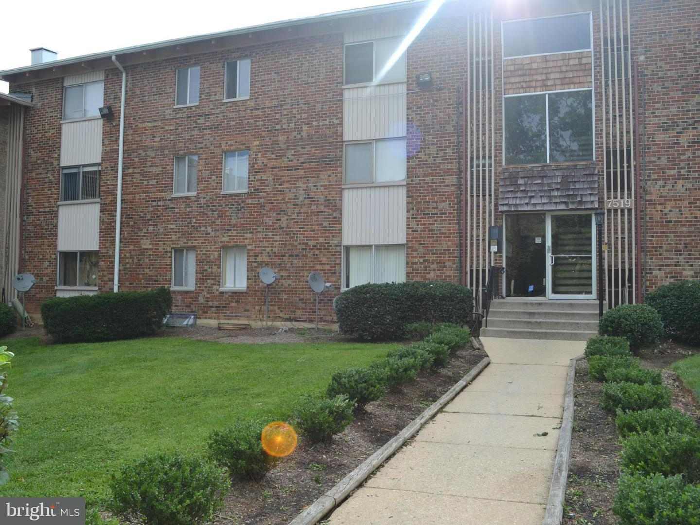 Other Residential for Rent at 7519 Riverdale Rd #1950 New Carrollton, Maryland 20784 United States