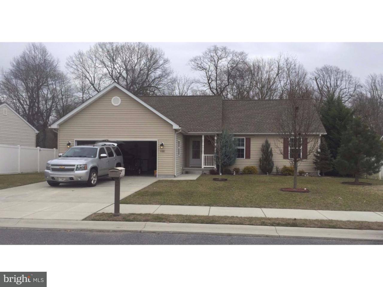 Casa Unifamiliar por un Alquiler en 122 WATERWAY Drive Frederica, Delaware 19963 Estados Unidos