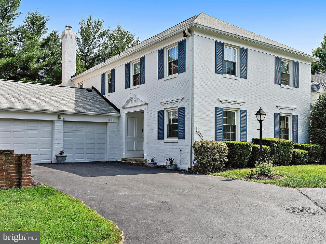 Townhouse for Sale at 10215 Gainsborough Road 10215 Gainsborough Road Potomac, Maryland 20854 United States
