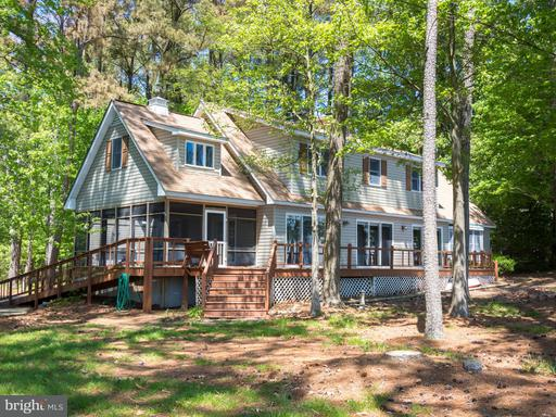 Property for sale at 1615 Chancellor Point Rd, Trappe,  MD 21673