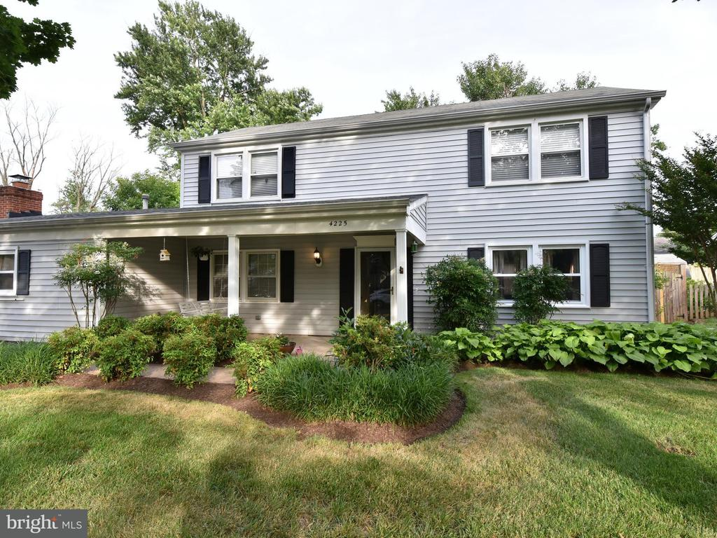4225  PEEKSKILL LANE 22033 - One of Fairfax Homes for Sale