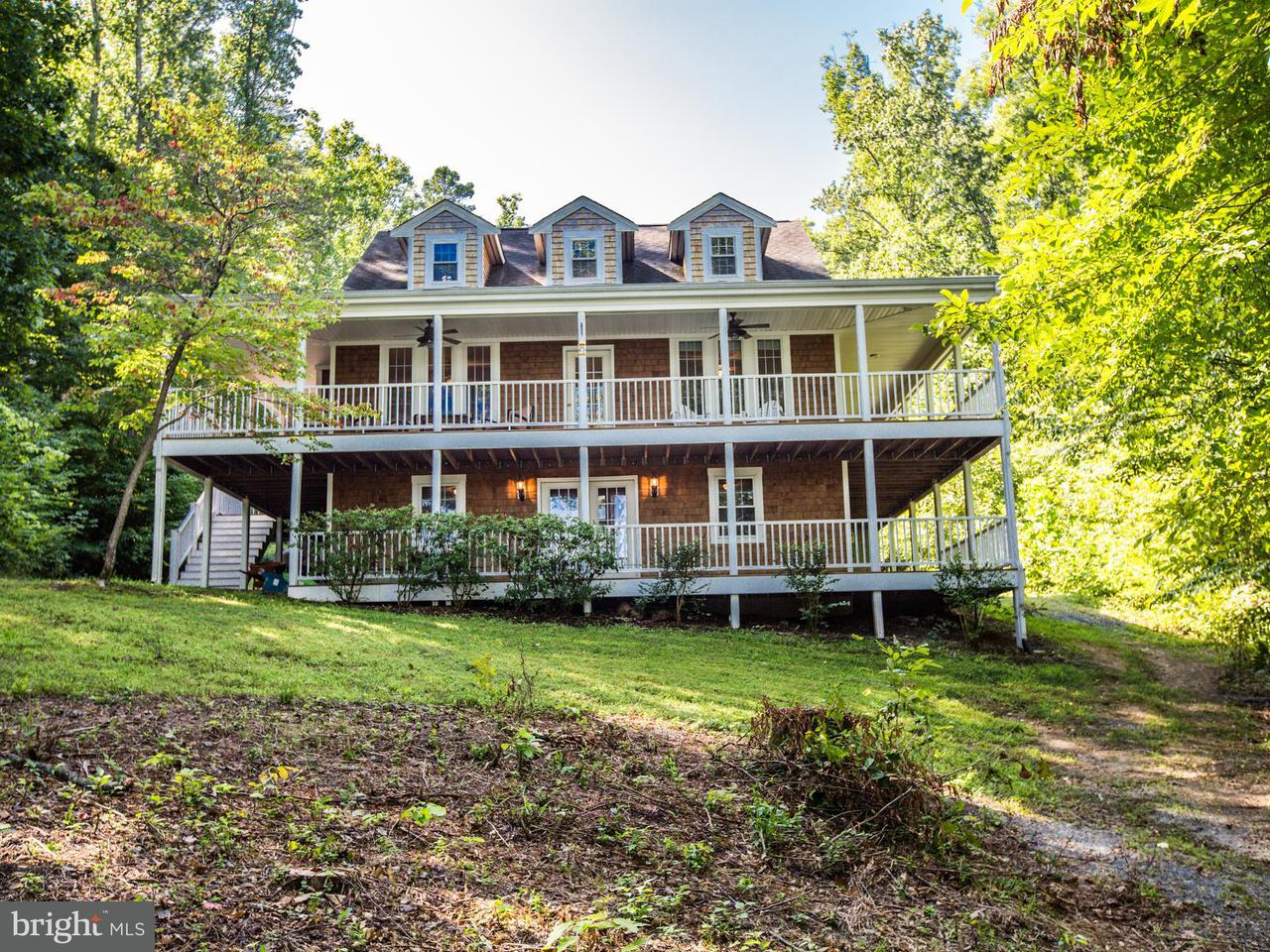 Single Family Home for Sale at 7320 Old Dickersons Road 7320 Old Dickersons Road Orange, Virginia 22960 United States