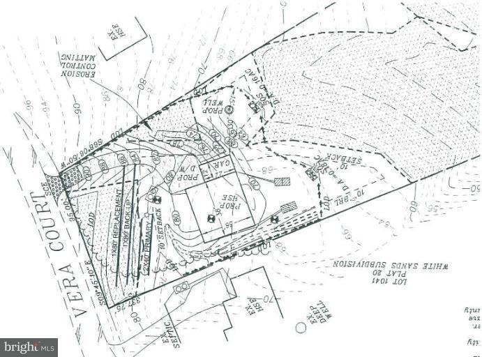 Land for Sale at 518 Vera Ct Lusby, Maryland 20657 United States
