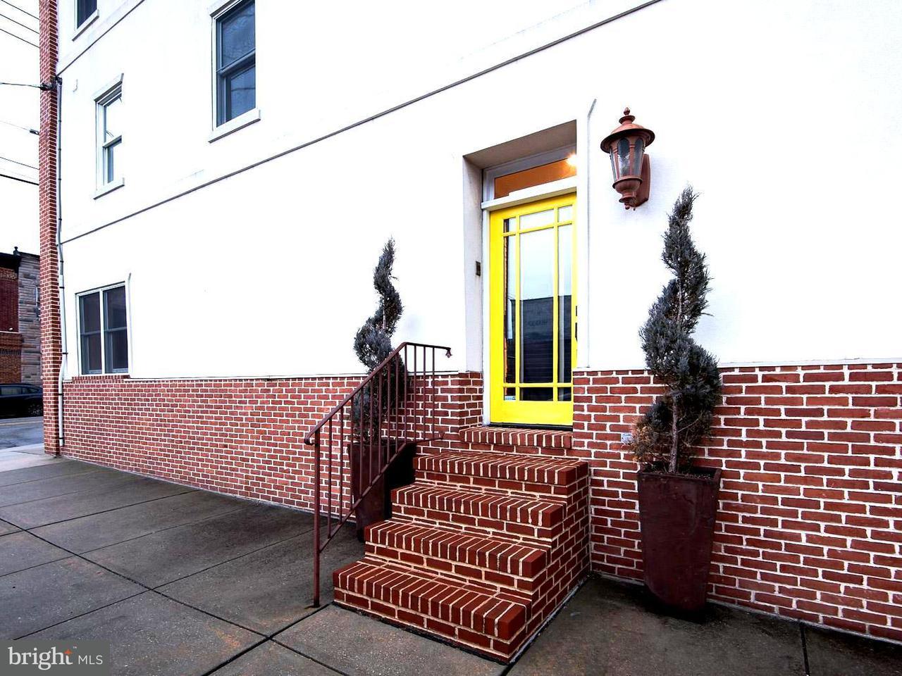 Таунхаус для того Продажа на 3401 Dillon Street 3401 Dillon Street Baltimore, Мэриленд 21224 Соединенные Штаты