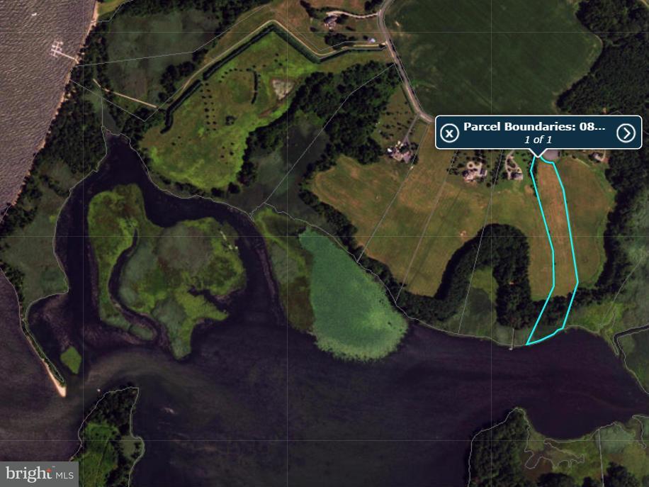 Land for Sale at Pond Creek Ln Earleville, Maryland 21919 United States