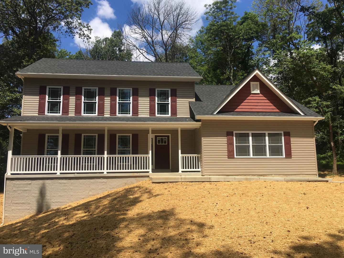 Single Family for Sale at 14706 Herman Hauver Rd Sabillasville, Maryland 21780 United States
