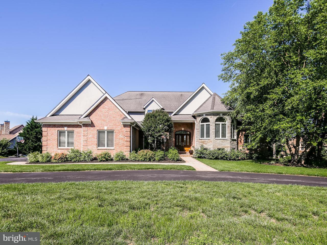 独户住宅 为 销售 在 3601 Willow Birch Drive 3601 Willow Birch Drive Glenwood, 马里兰州 21738 美国
