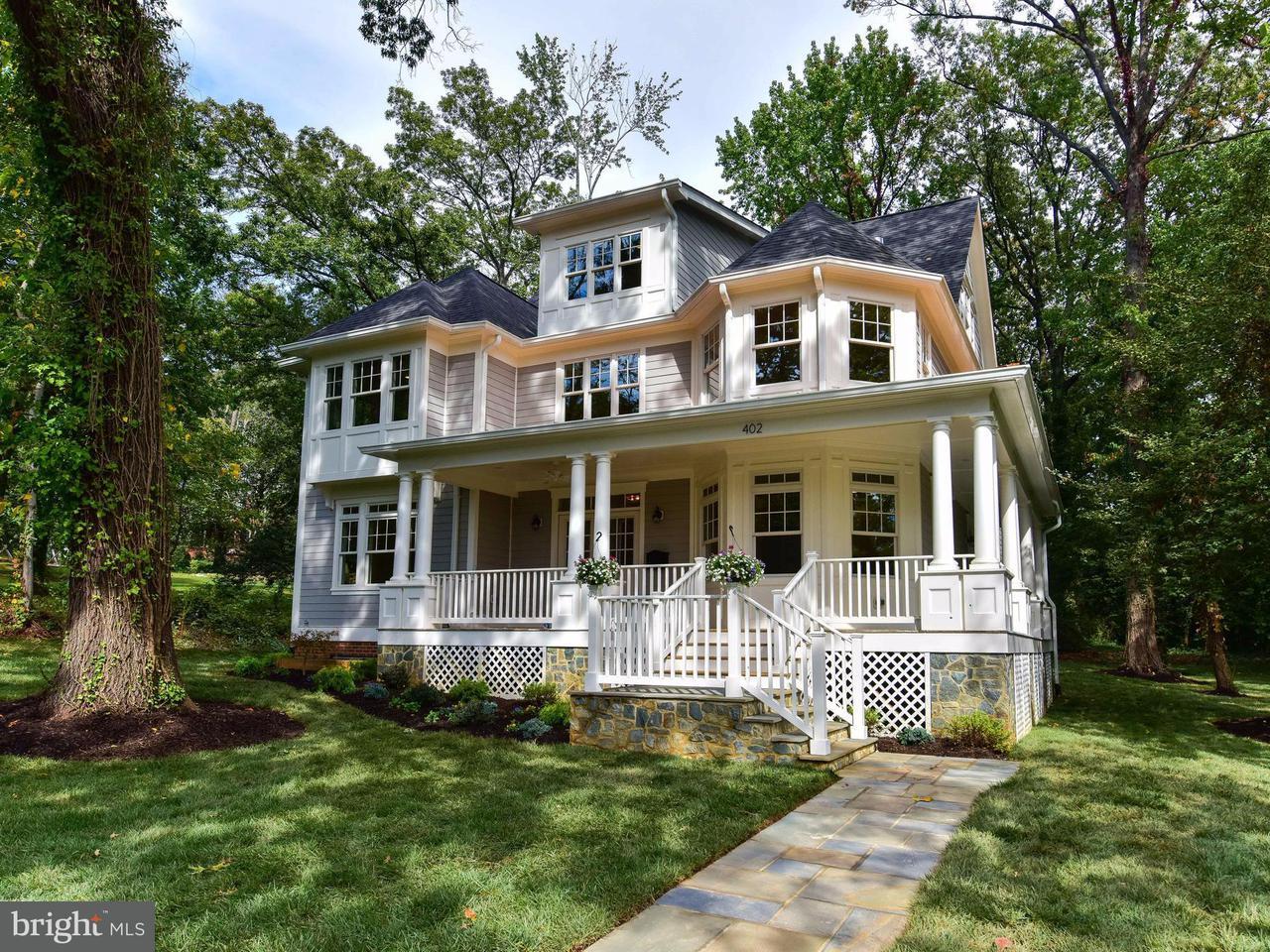 Single Family Home for Sale at 402 Princeton Blvd 402 Princeton Blvd Alexandria, Virginia 22314 United States