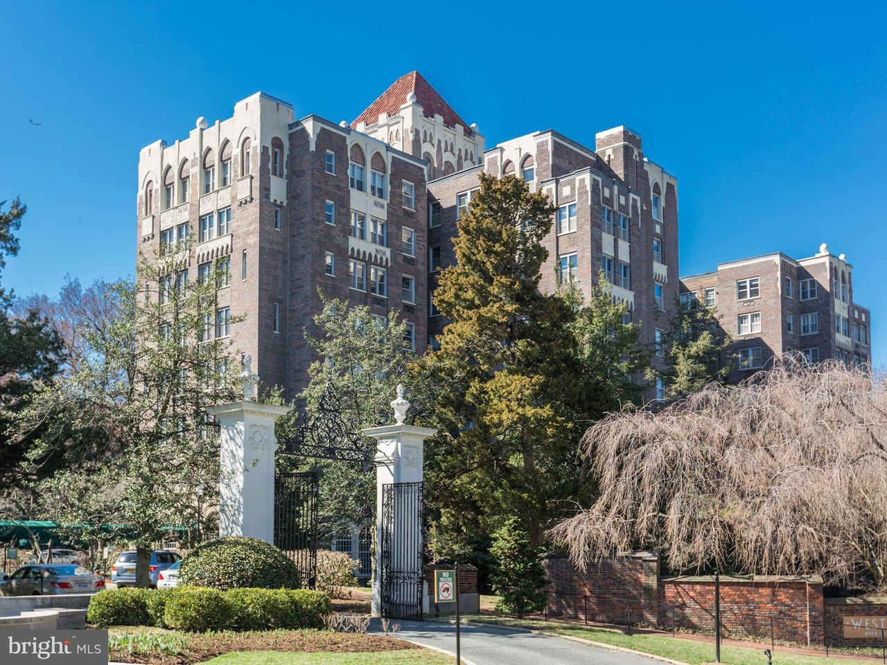 Condominium for Sale at 4000 Cathedral Ave NW #525b Washington, District Of Columbia 20016 United States
