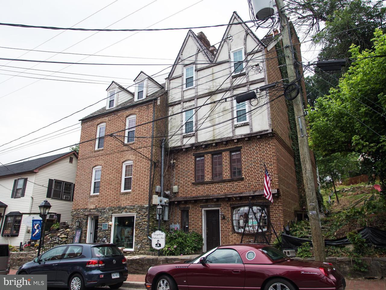 Other Residential for Rent at 408 Mill St #1st Floor Occoquan, Virginia 22125 United States