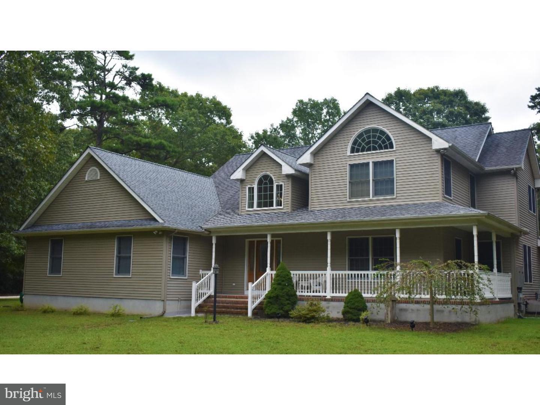 Частный односемейный дом для того Продажа на 174 WATSONS MILL Road Alloway, Нью-Джерси 08318 Соединенные Штаты