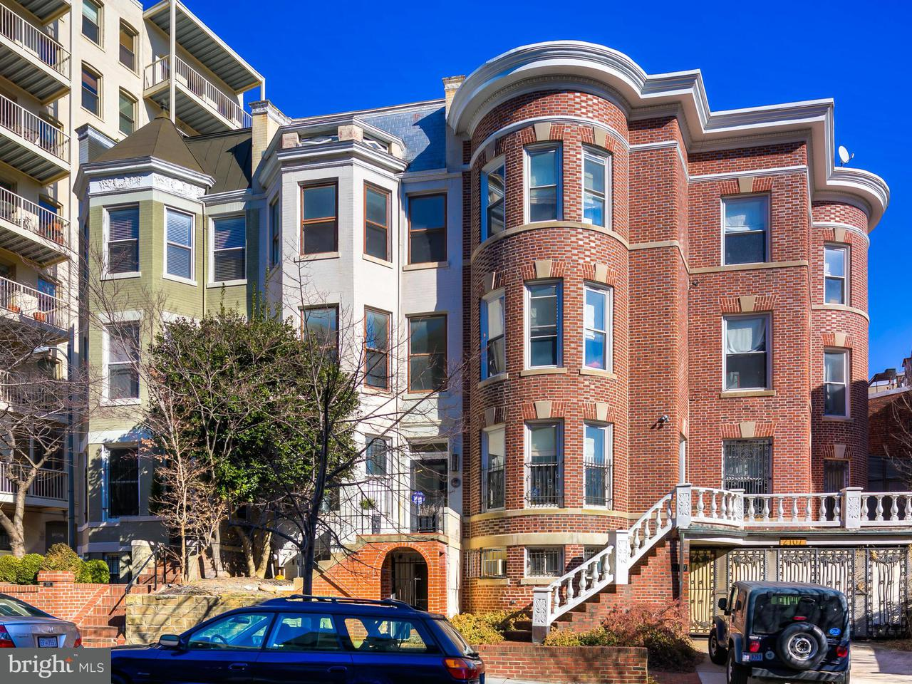 Townhouse for Sale at 2109 19th St Nw 2109 19th St Nw Washington, District Of Columbia 20009 United States