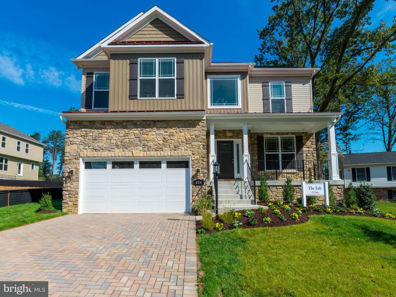 Single Family Home for Sale at 804 Dunfer Hill Road 804 Dunfer Hill Road Severna Park, Maryland 21146 United States