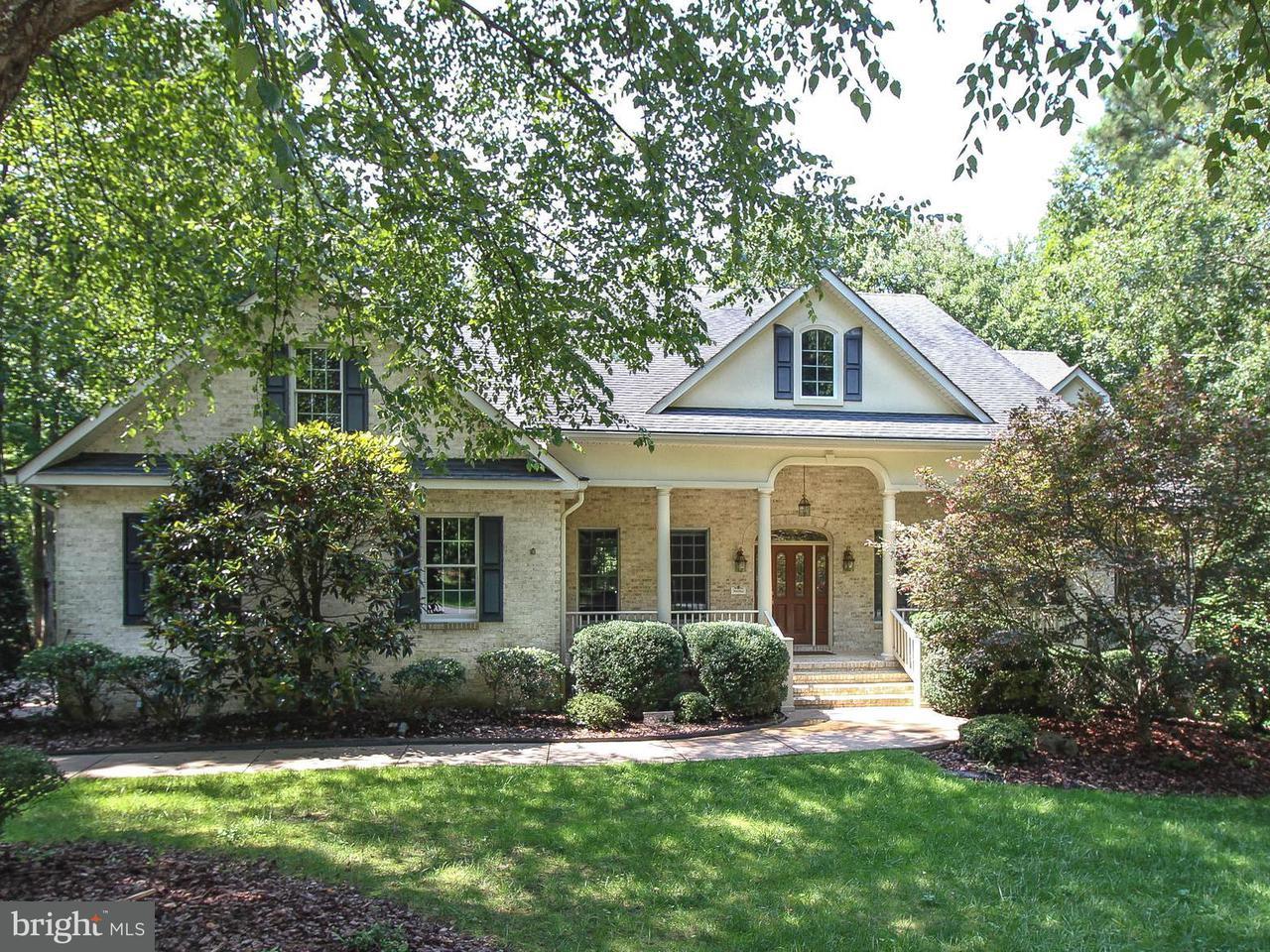 Частный односемейный дом для того Продажа на 11510 Henegan Place 11510 Henegan Place Spotsylvania, Виргиния 22551 Соединенные Штаты