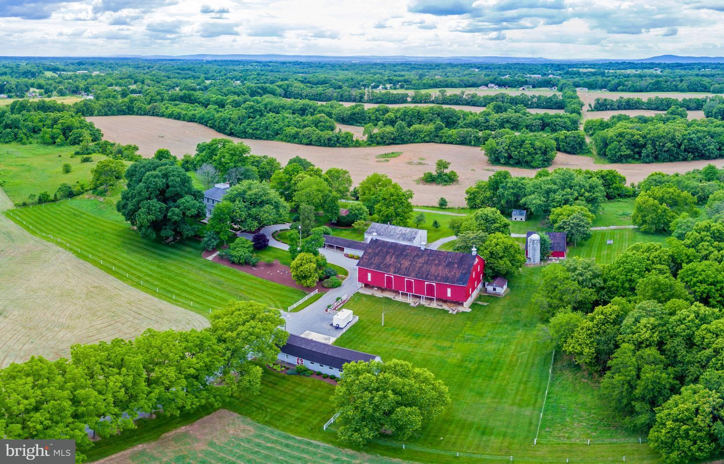 Farm for Sale at 9030 Sharpsburg Pike Fairplay, Maryland 21733 United States