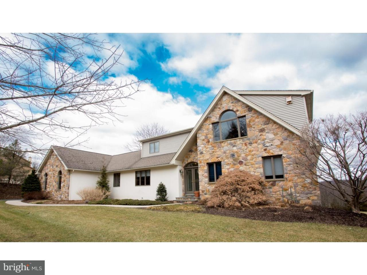 独户住宅 为 销售 在 48 WULATON Road Kintnersville, 宾夕法尼亚州 18930 美国