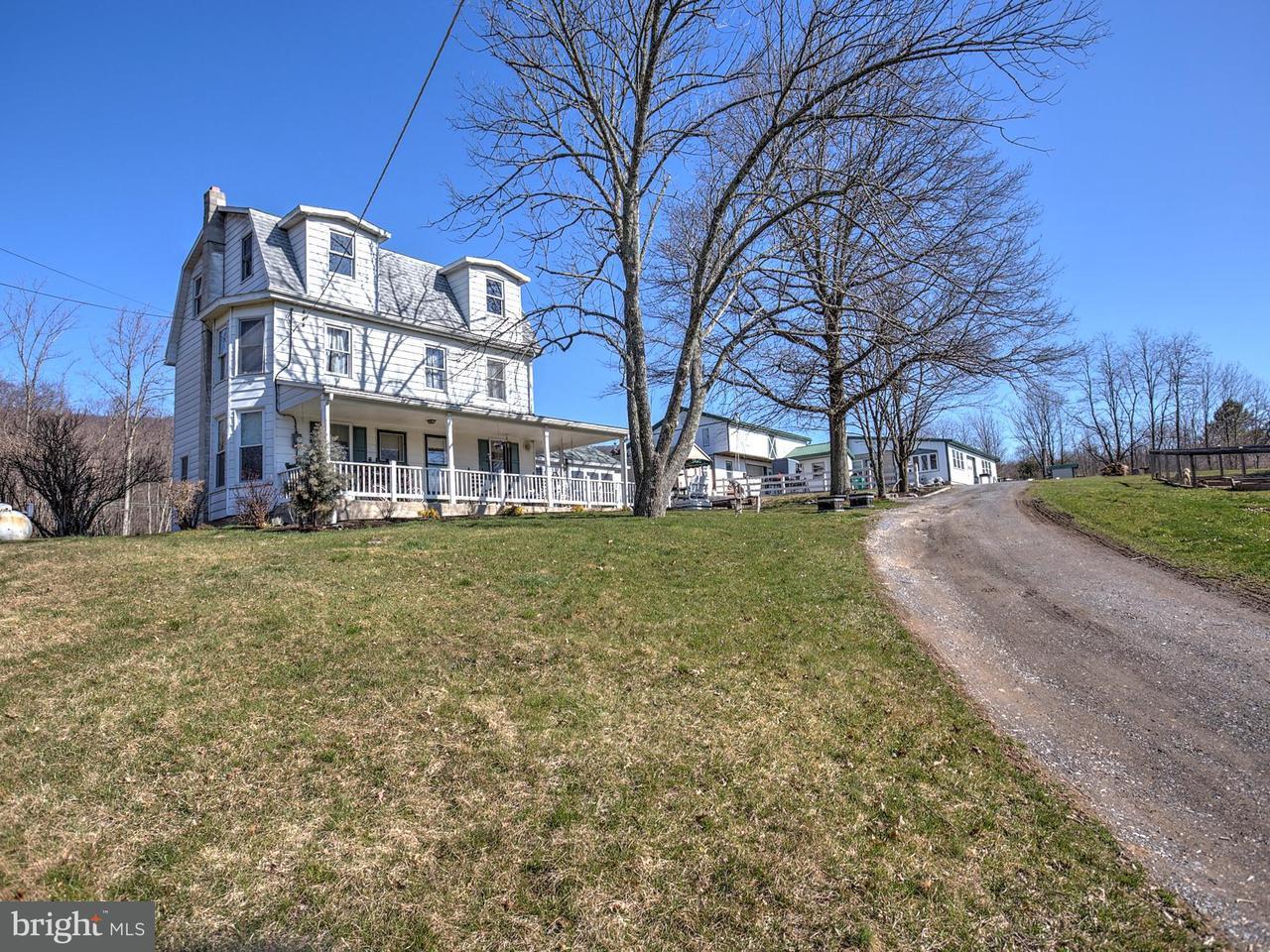 Farm for Sale at 1376 Mountain Rd Newburg, Pennsylvania 17240 United States