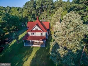 Farm for Sale at 3626 Smithville Rd Taylors Island, Maryland 21669 United States