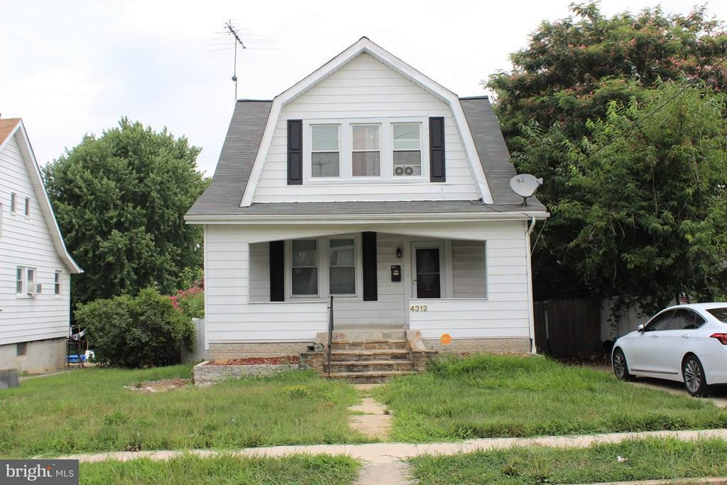 Photo of home for sale at 4312 Arizona Avenue, Baltimore MD